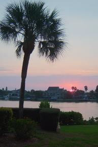 Sunrise at Siesta Key