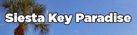 Siesta Key Paradise