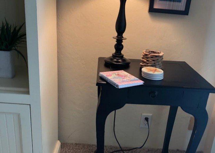Laptop/computer corner